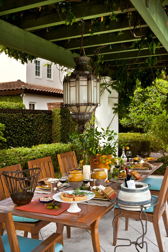 7 patio must haves for summer entertaining On outdoor dining table decorating ideas