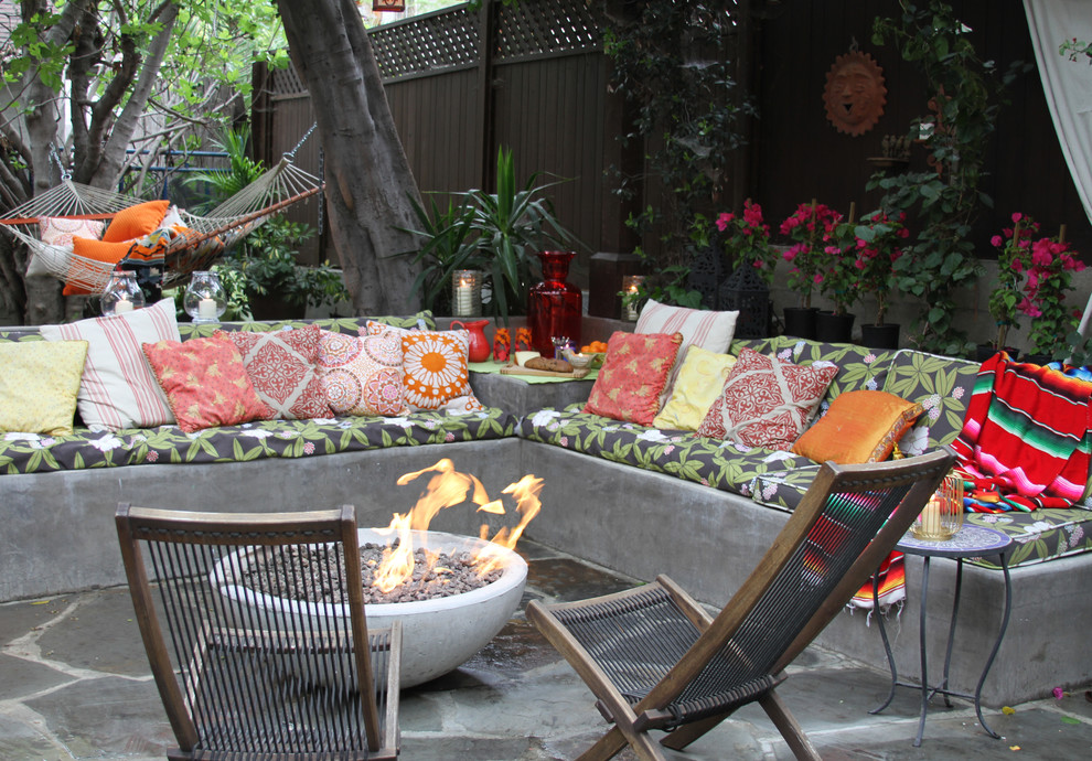 outdoor patio fire pit bowl