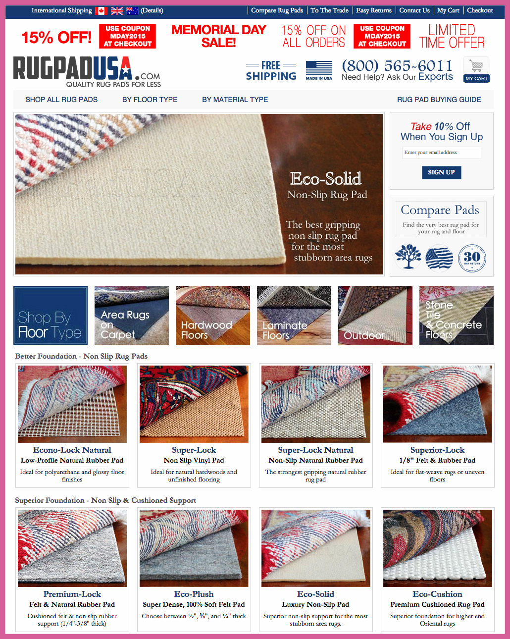 Why You Should Use Rug Pads For Hardwood Floors Why You