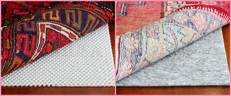 rug pad usa rug pads eco friendly non slip made in usa carpet under rug anti slip persian oriental rug protection investment extend life prevent hardwood staining cushioning