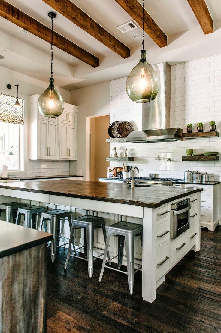 reclaimed wood flooring kitchen ideas decor