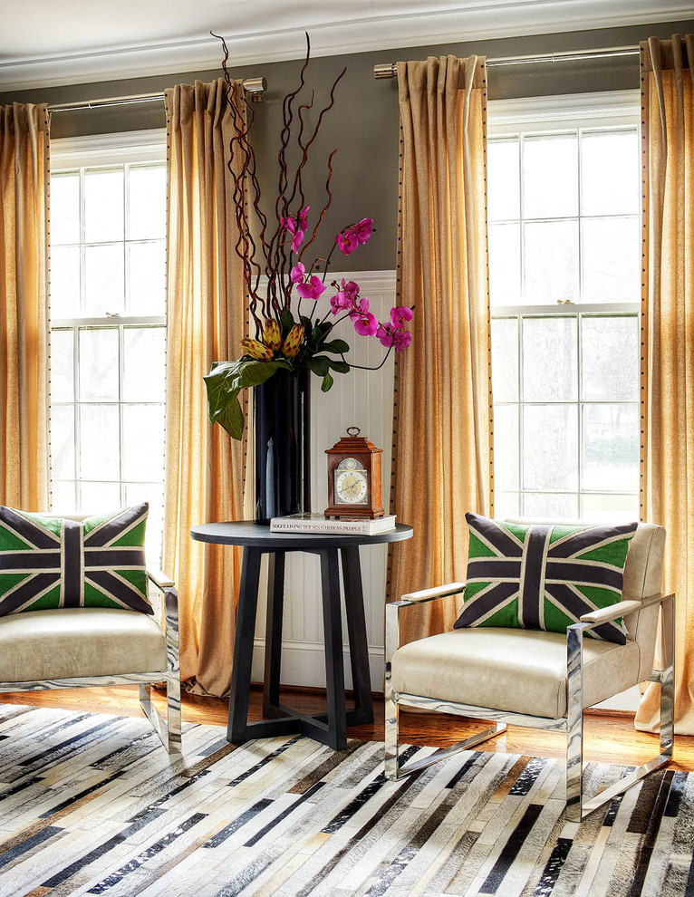 union jack pillow decorating taupe walls wainscotting walls better decorating bible blog