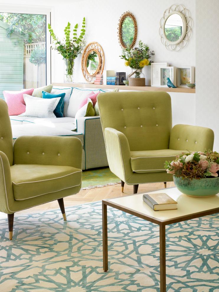 60s color combinations vintage decor olive green better decorating bible blog