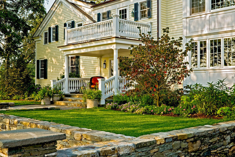 country home american style siding decor ideas