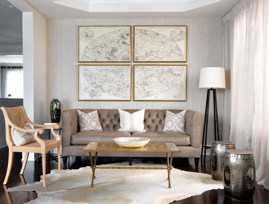 Easy Ideas To Fill Up And Decorate Blank Walls In Your