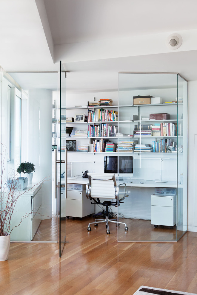 glass walls home office how to sleek natural light better decorating bible blog