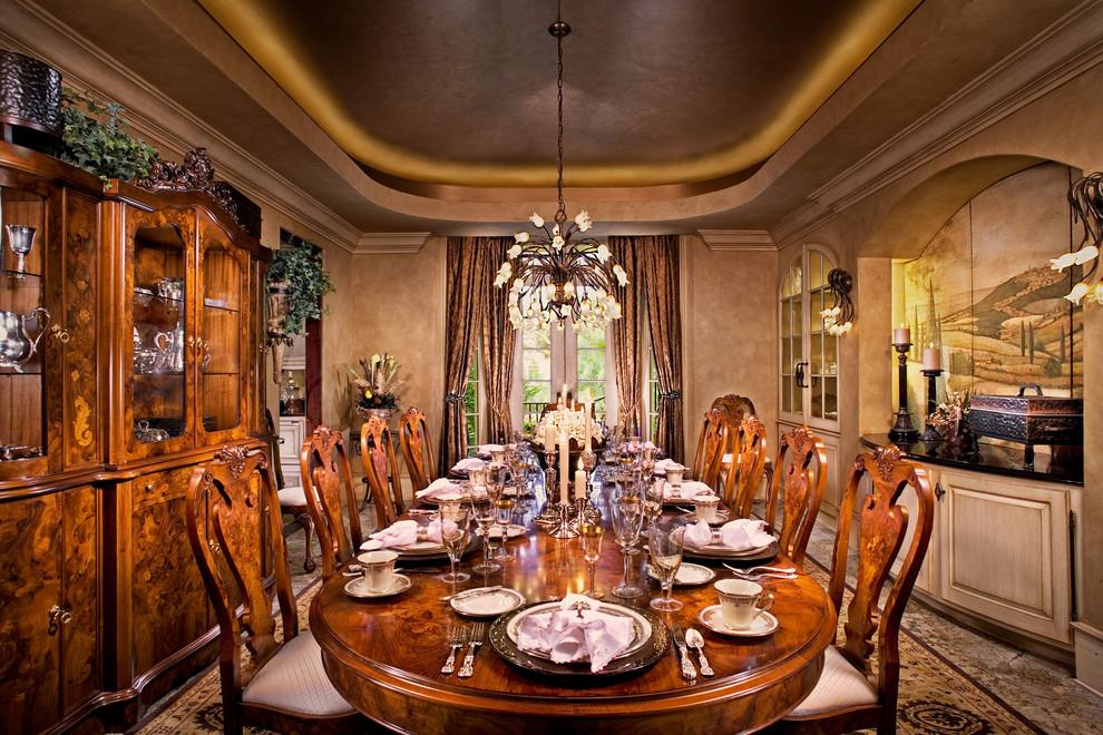 mediterranean-dining-room