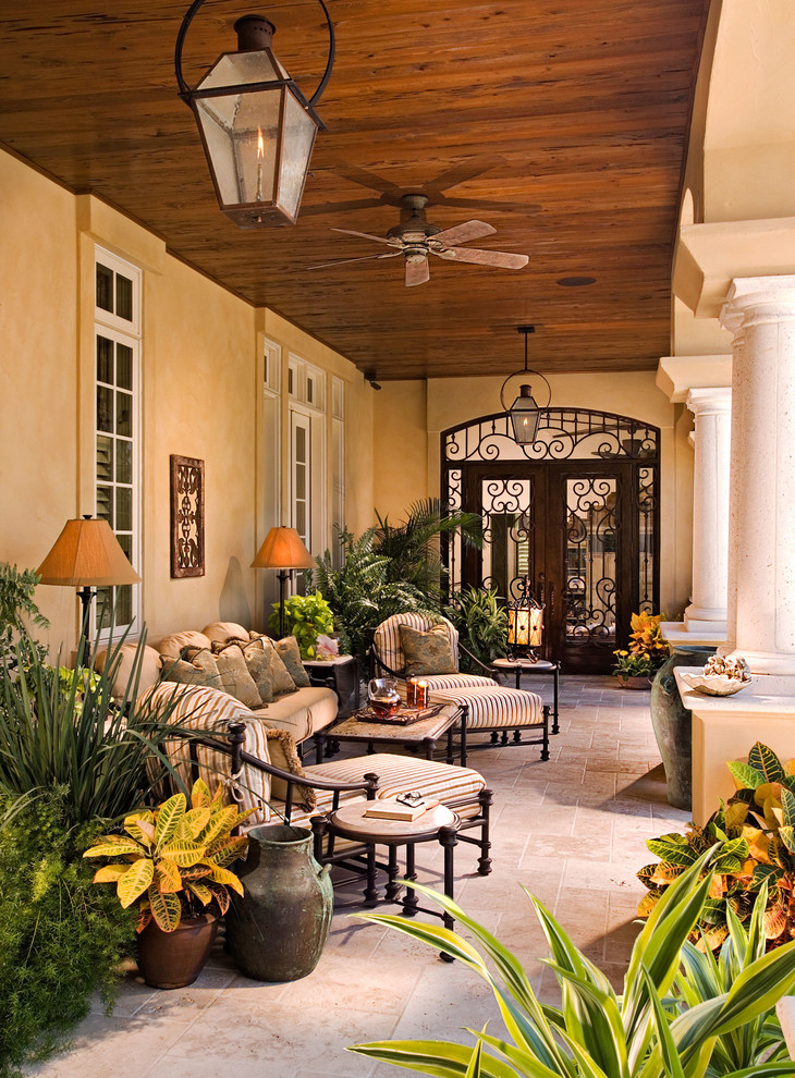 South carolina home tour take a rare glimpse into this for Italian decorations for home