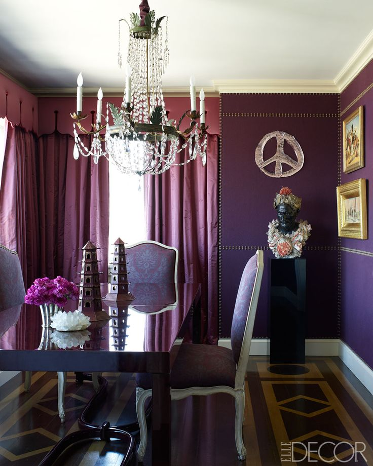 Violet Room Design: The BEST Tricks To Keep Your Hardwood Floors Looking Like