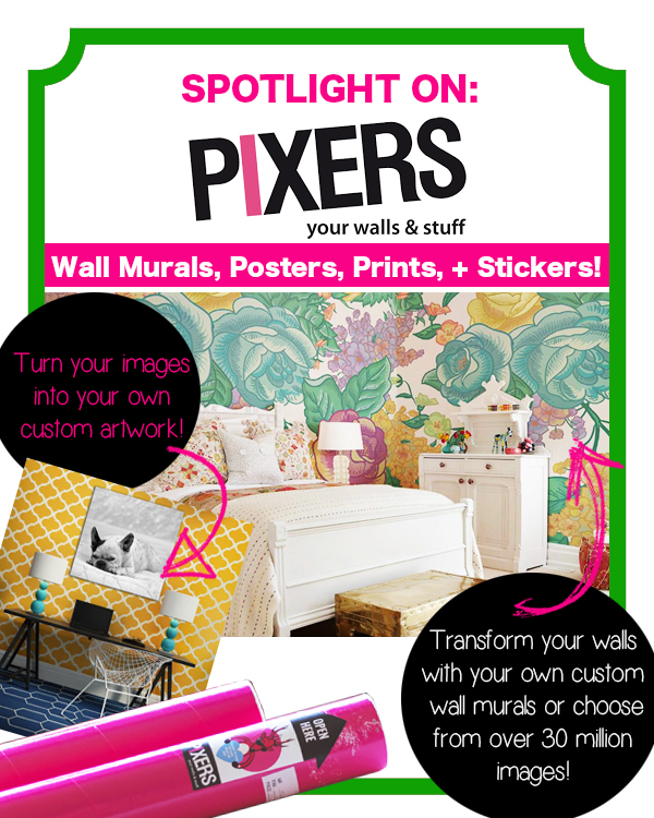 PIXERS pixersize custom poster prints wall murals wall decor ideas print your own images cover a wall budget decor
