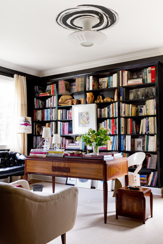 How To Re-Decorate Your Home Office With Antiques And