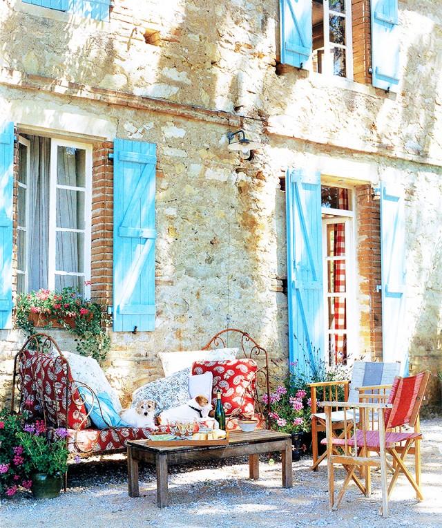 provence vacation