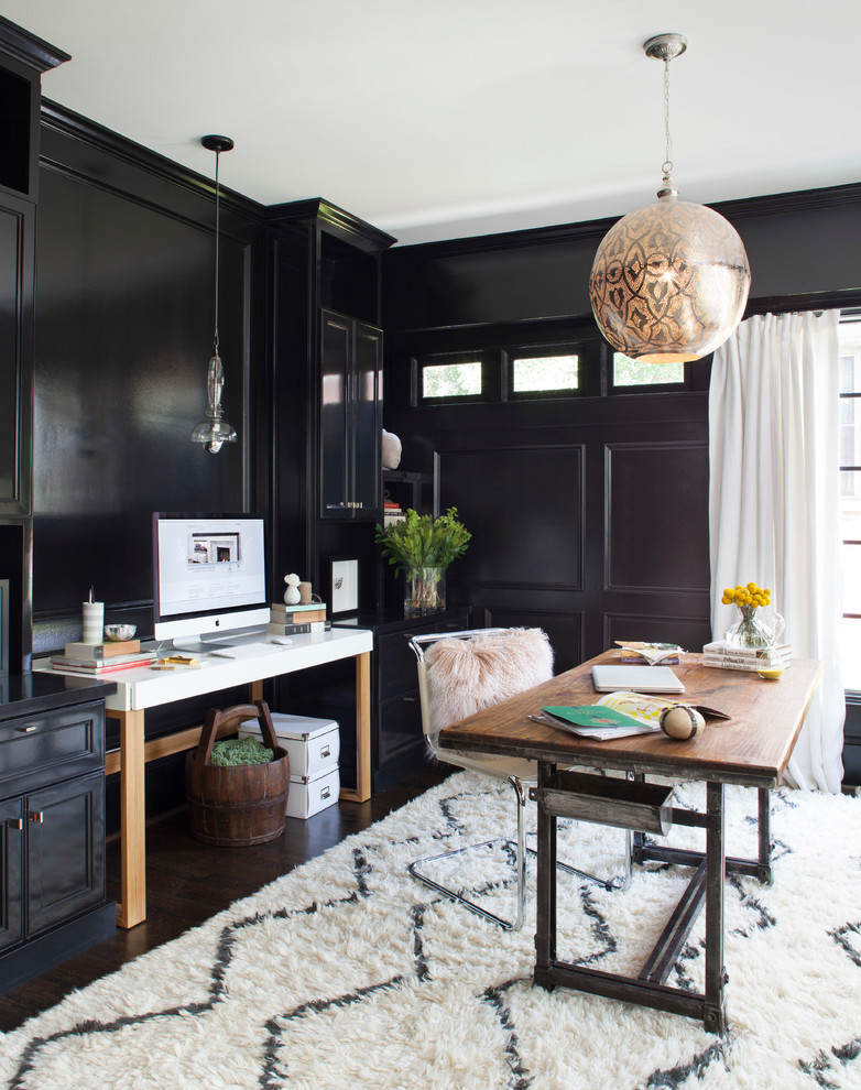 Home Office Design Decorating Ideas: 30 Second Décor Makeover With Our Favorite Carpets For
