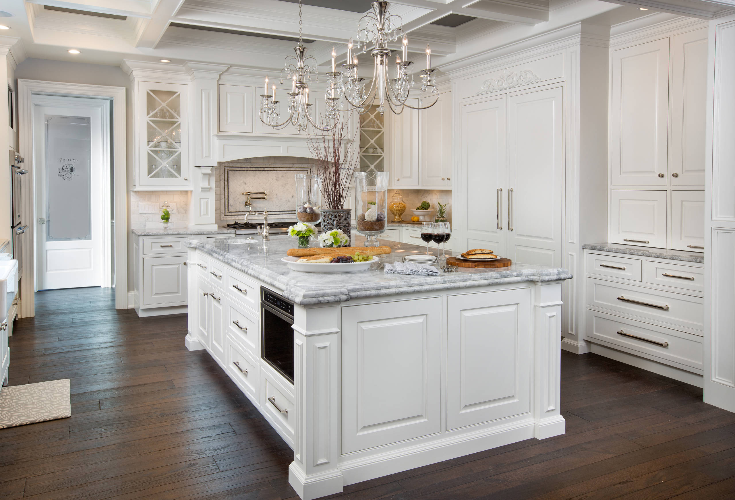7 steps to decorating your dream kitchen make sure to for Dream kitchen designs