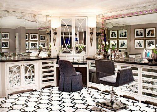 glam room kylie kris kardashian jenner decor interior designer