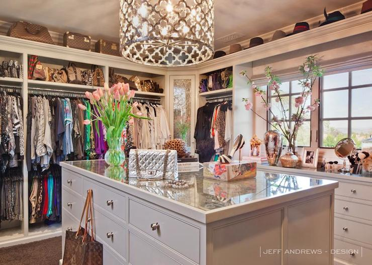 Khloe Kardashian Interior Design Close Decor