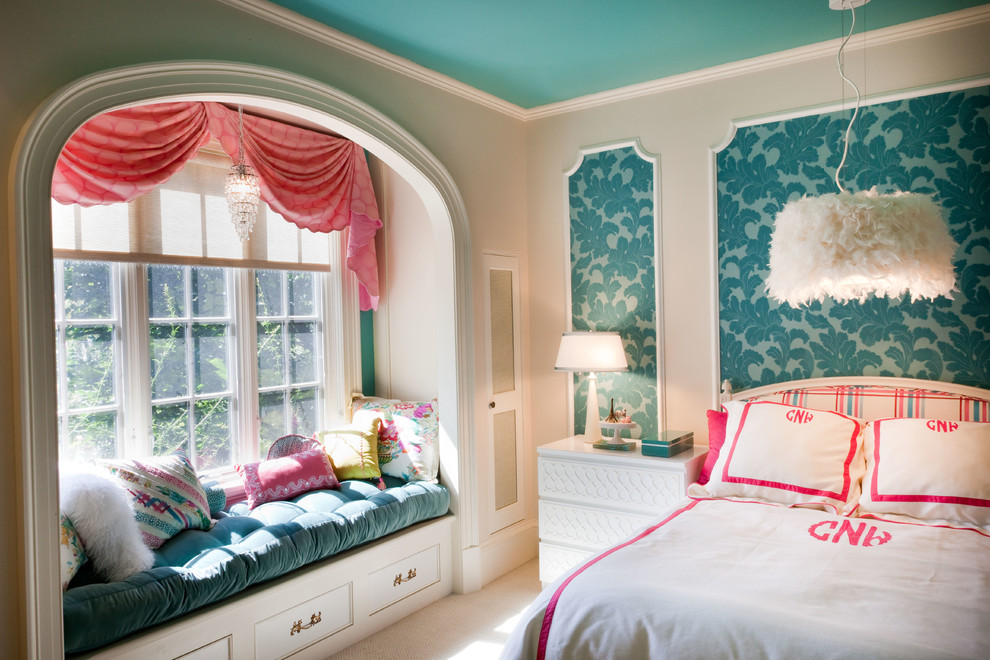 bedroom wall molding ideas
