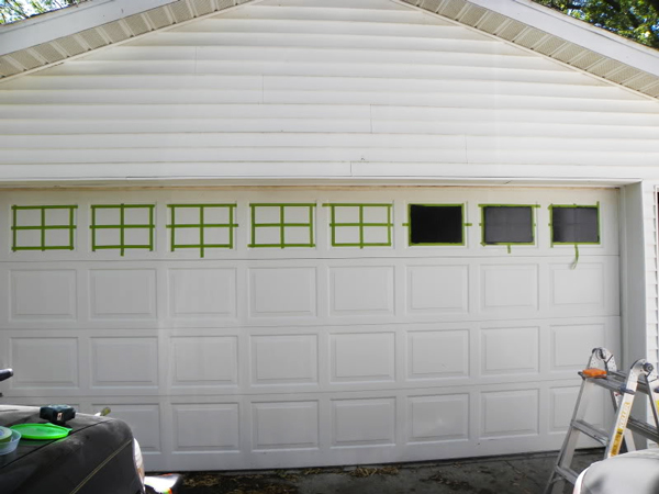 7 Easy Garage Door Makeover Ideas To Boost Your Home S