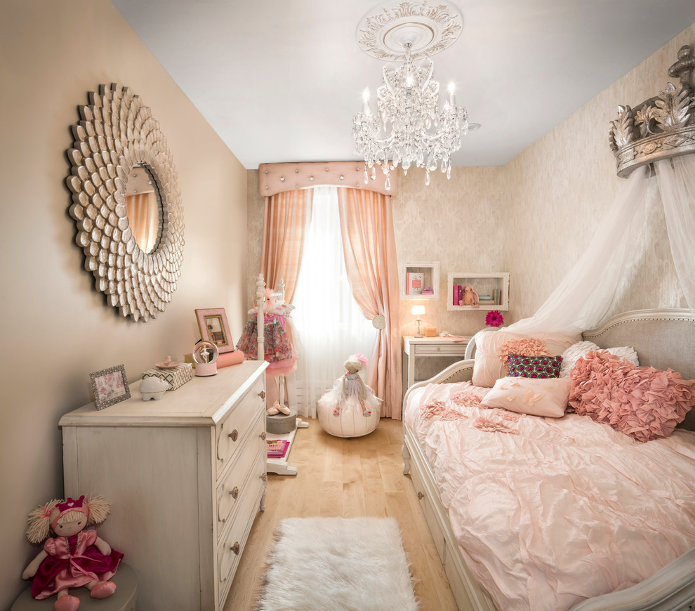 princess girly bedroom decor ideas