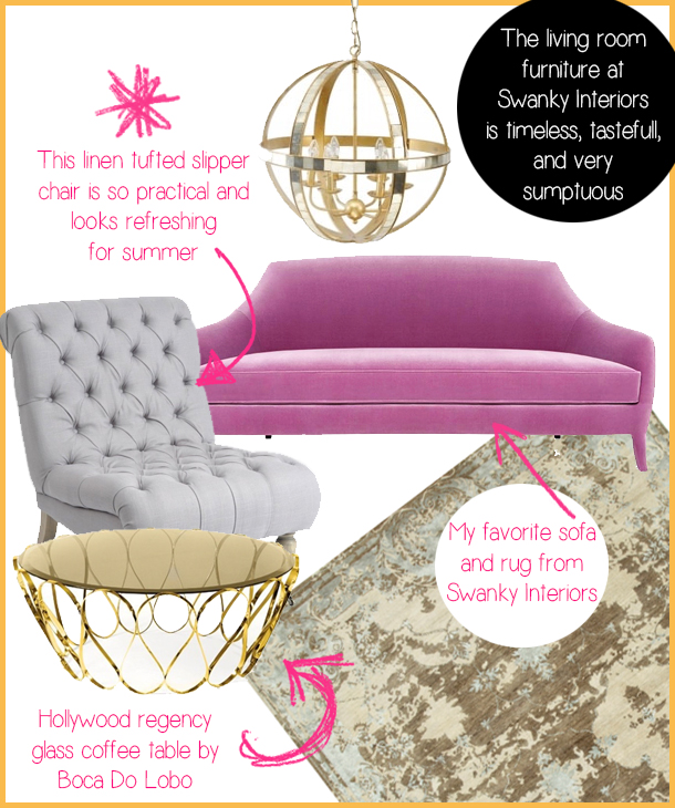 spotlight on swanky interiors furniture store a gold mine for