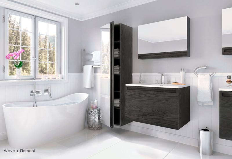 wetstyle bathroom w2 collection floating vanity