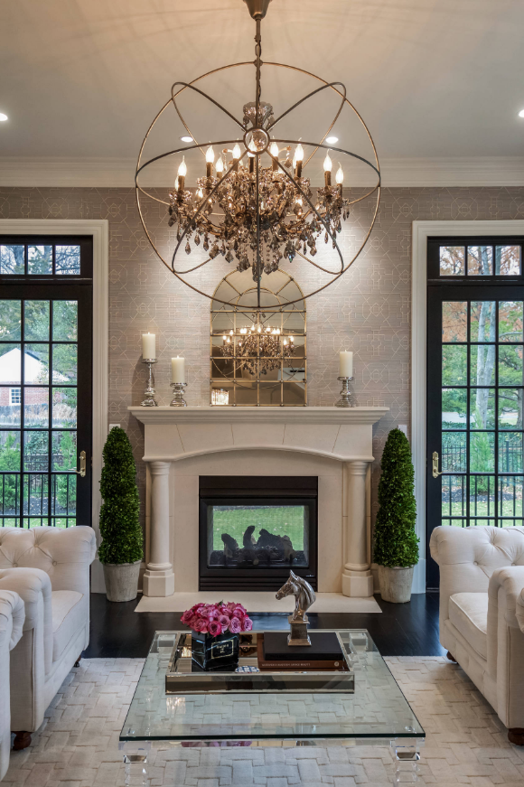 Decorating with Chandeliers: 10+ Amazing Ideas to Make Your Home Look Glamorous!