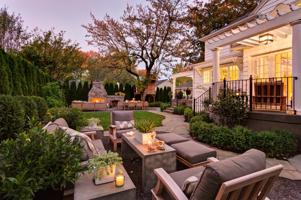 Organizing the Outdoors: DIY Garden and Yard Projects ... on Cozy Patio Ideas id=29143