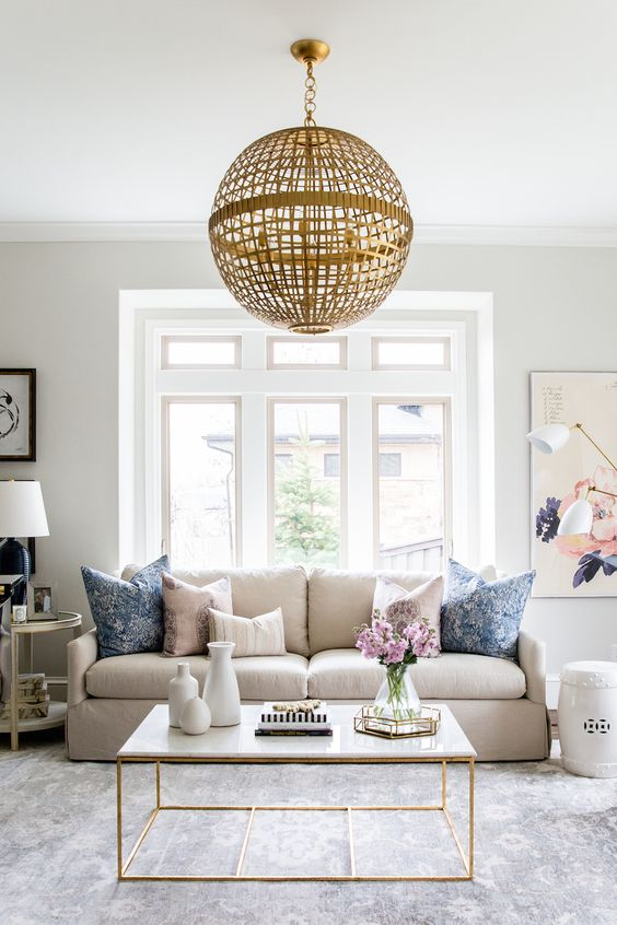 gold orb chandelier decor how to ideas fresh summer living room