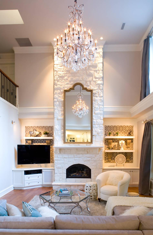Marble Pattern Design Interiors
