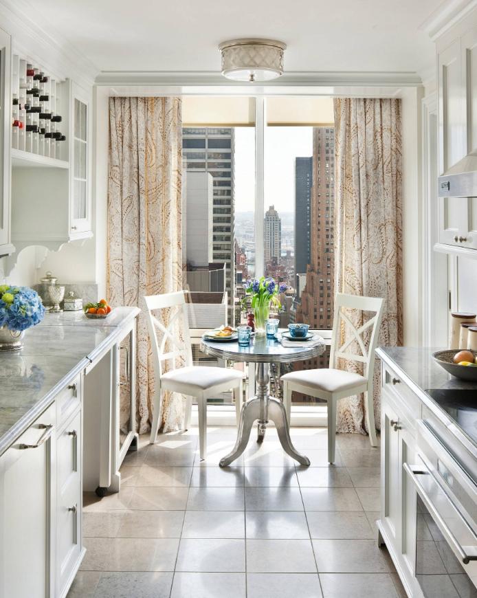 glamorous new york kitchen decor