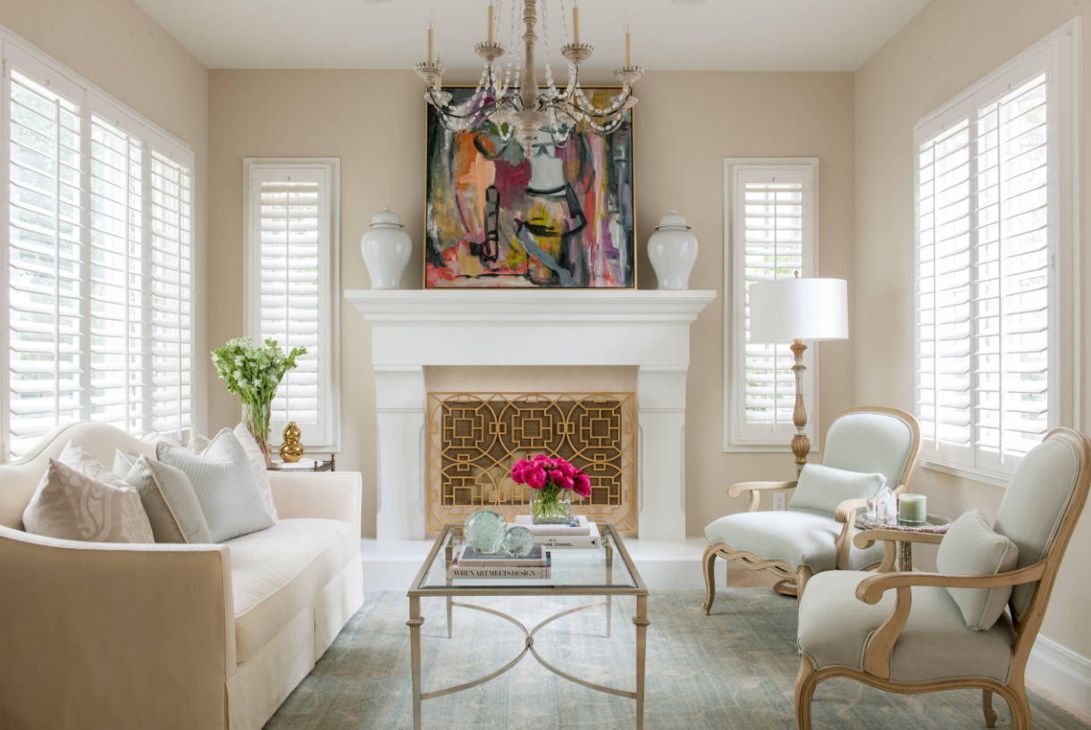 Tired of dull and drab three ways to use accents to liven - Living room color ideas ...