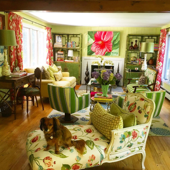 Best Home Décor Ideas From Kovi An Anthology: Home Tour: Christian Siriano's Connecticut Home