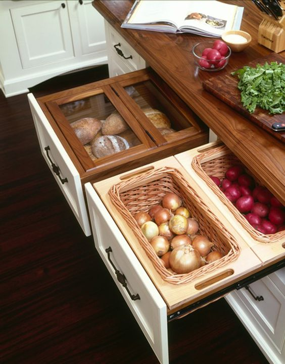 ingenious kitchen storage ideas – revealed