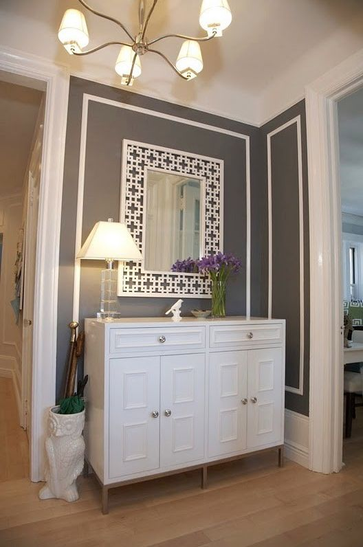 grey-room-walls-decorating-ideas-wall-moulding