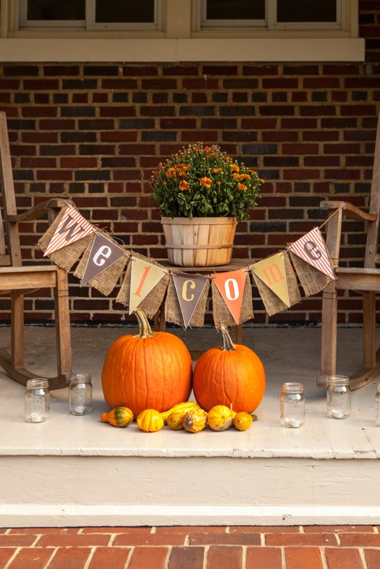 3 Stylish Outdoor Fall Parties to Throw Before December!