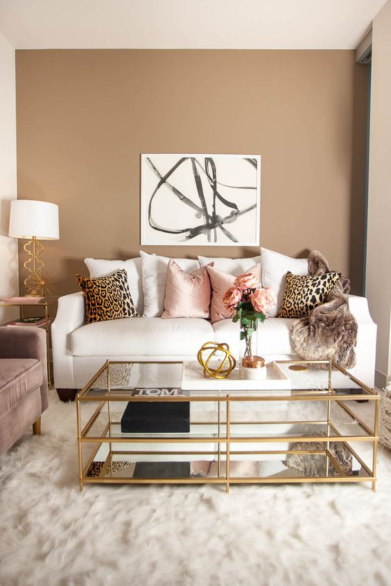living-room-abstract-artwork-neutral-glamorous-decorating-ideas