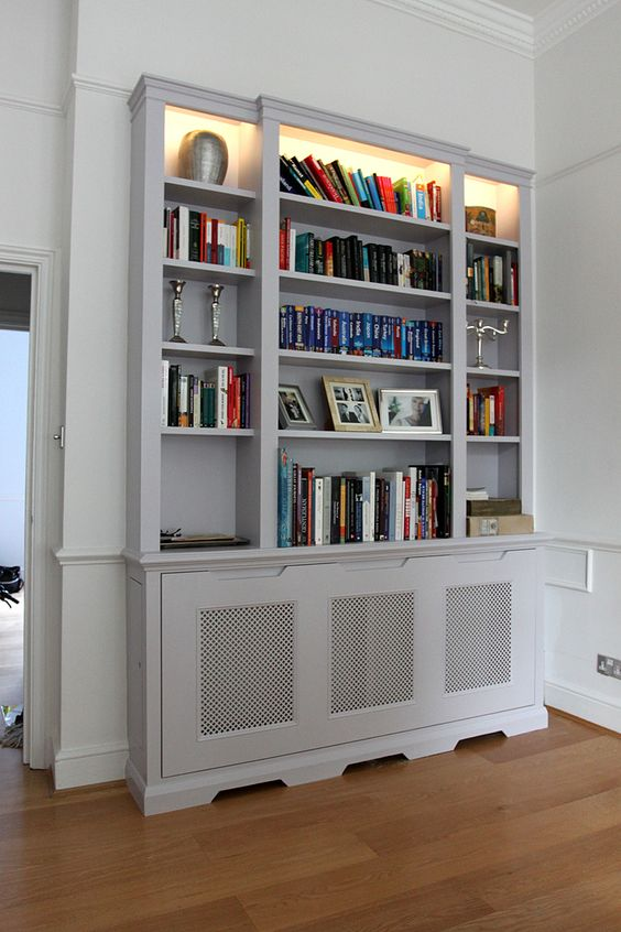 radiator-shelf-wall-unit-diy-decorating-ideas