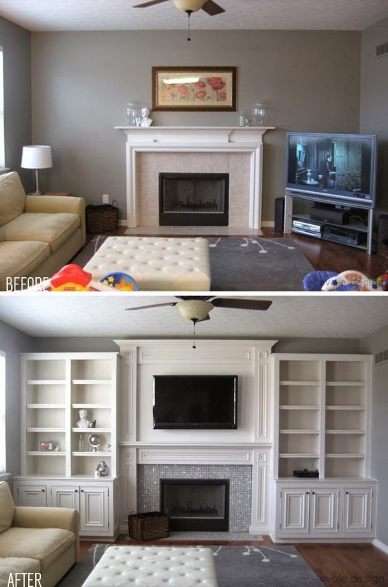 built-in-wall-unit-renovation-living-room-decorating-ideas