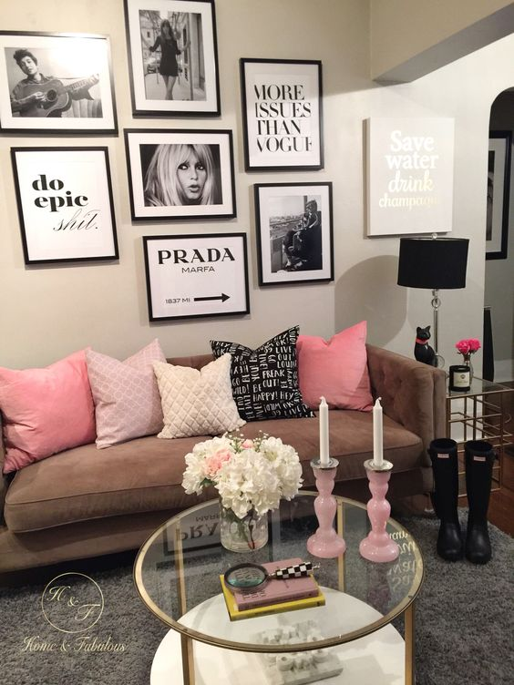 Fabulous Makeup Glam Rooms and How to Decorate Your Own ... on Makeup Room Design  id=24163