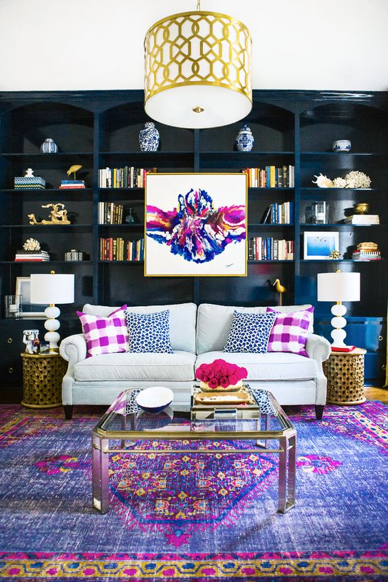 Decorating With Oriental Rugs Make A