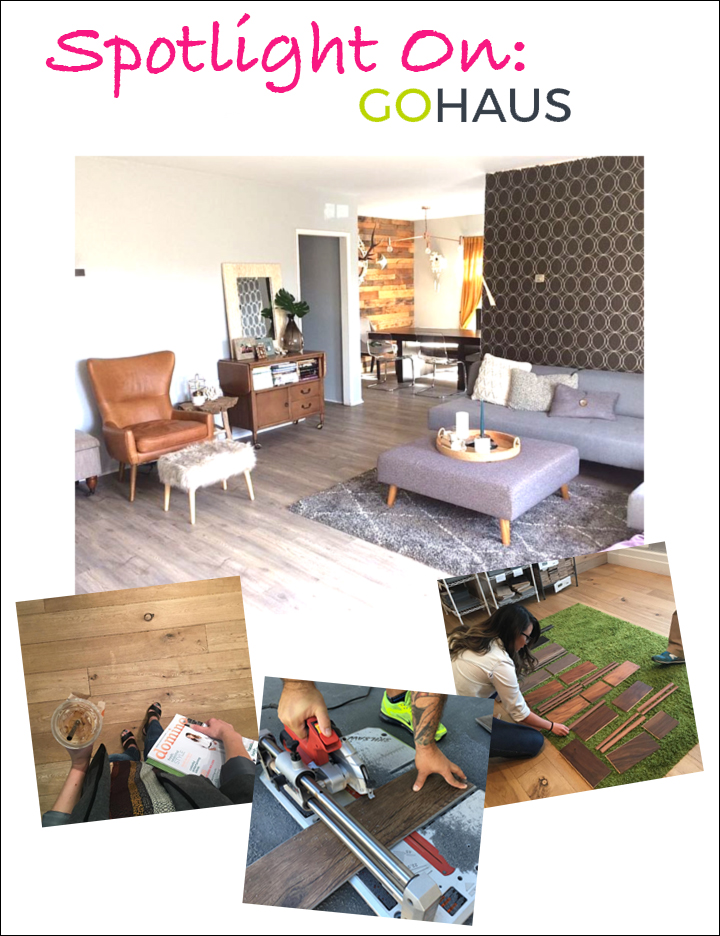 Spotlight on GoHaus ? Give Your Home a Makeover this Spring with Luxury Wood Flooring