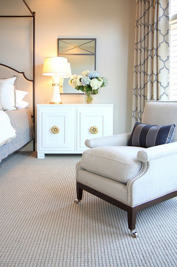 Our 5 favorite flooring trends that are blowing up on the for Bedroom carpet ideas