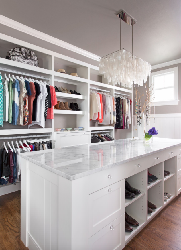 here are 7 ways to decorate your closet like a fashion