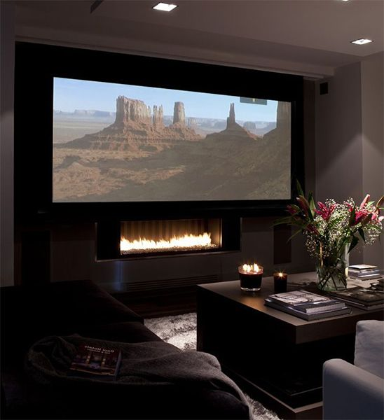 Home Theater Design And Ideas: 10 Easy Ways To Transform Your Space Into A Home Theater
