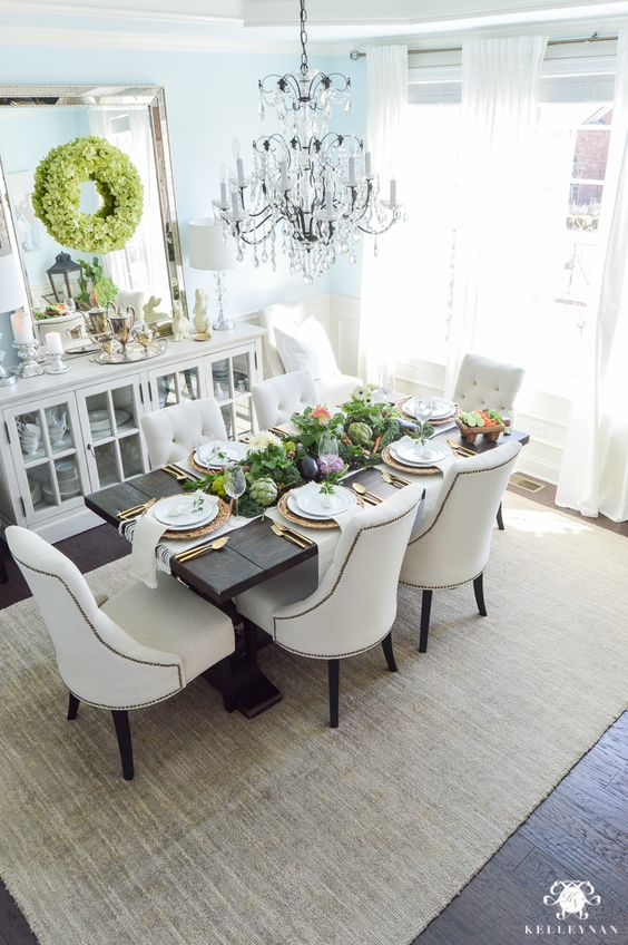 Watch Out For These Dining Room Trends 2018