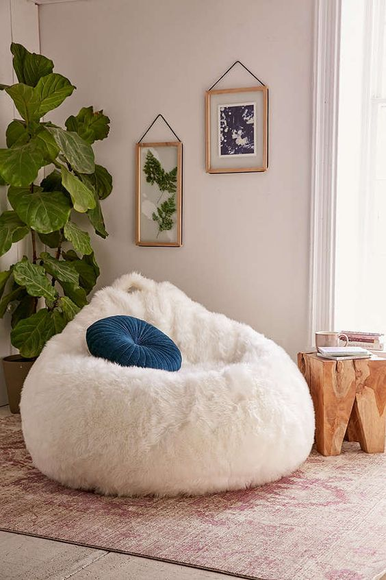 The Incredible Versatility Of Bean Bags As A Decorating Option