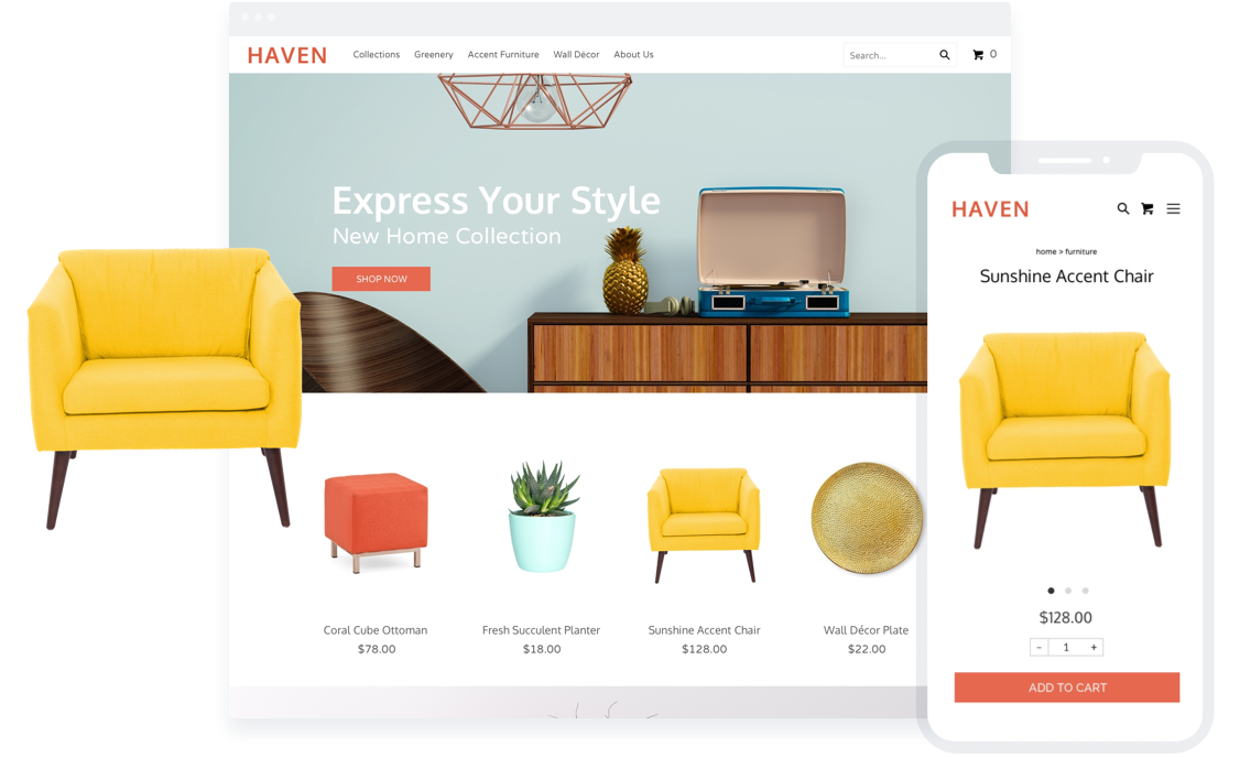Showing Home Decor Ecommerce Customers You Care Betterdecoratingbiblebetterdecoratingbible