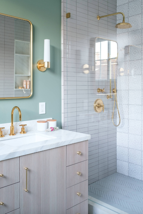 6 Simple Ways to Inject Character into the Bathroom of a Rented Property