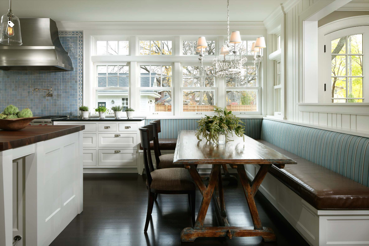 Design a Cozy Kitchen Where you can Enjoy your Morning Coffee