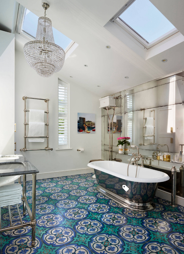 4 Tiling Ideas you Need to Incorporate in the Bathroom